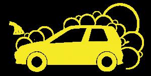 Waschanlage Fahrzeug